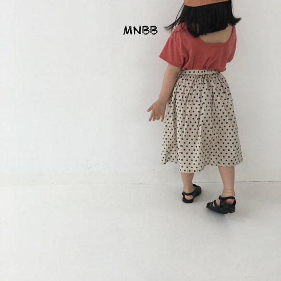 MINI BONGBONG - Korean Children Fashion - #Kfashion4kids - Foret Skirt - 4