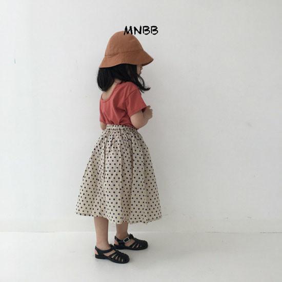 MINI BONGBONG - Korean Children Fashion - #Kfashion4kids - Foret Skirt - 6