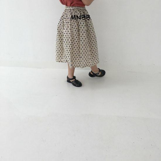 MINI BONGBONG - Korean Children Fashion - #Kfashion4kids - Foret Skirt - 7