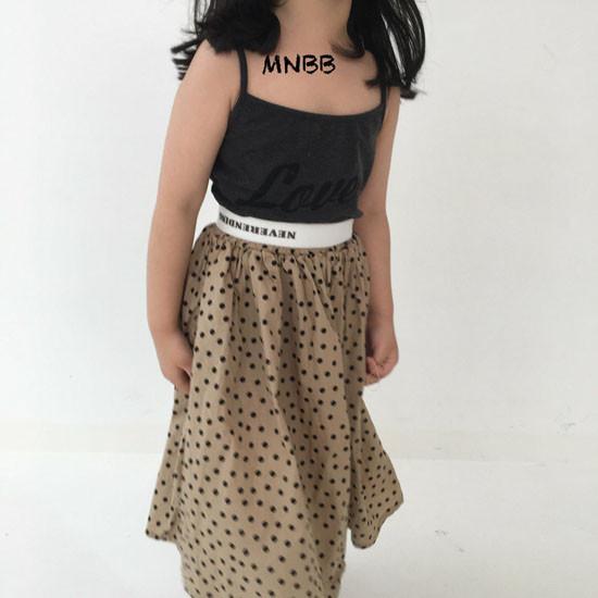 MINI BONGBONG - Korean Children Fashion - #Kfashion4kids - Foret Skirt - 8
