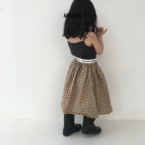 MINI BONGBONG - Korean Children Fashion - #Kfashion4kids - Foret Skirt - 9