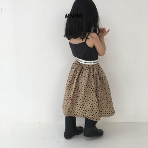 MINI BONGBONG - BRAND - Korean Children Fashion - #Kfashion4kids - Foret Skirt