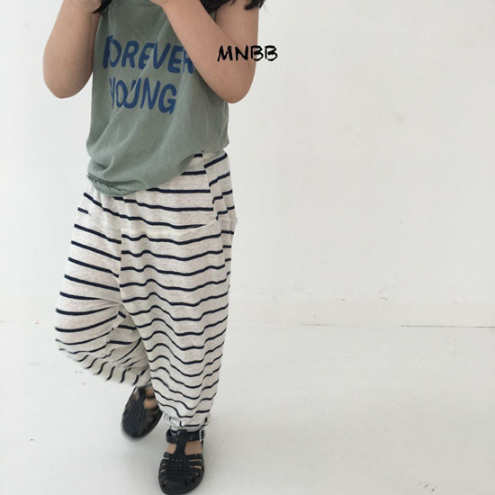 MINI BONGBONG - Korean Children Fashion - #Kfashion4kids - Forever Sleeveless Tee - 10