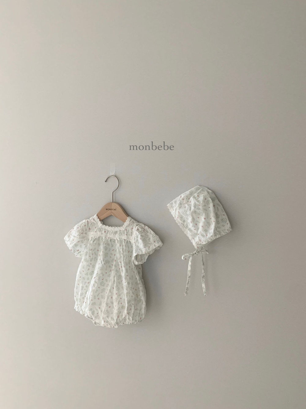 MONBEBE - Korean Children Fashion - #Kfashion4kids - Kelly Bodysuit - 4