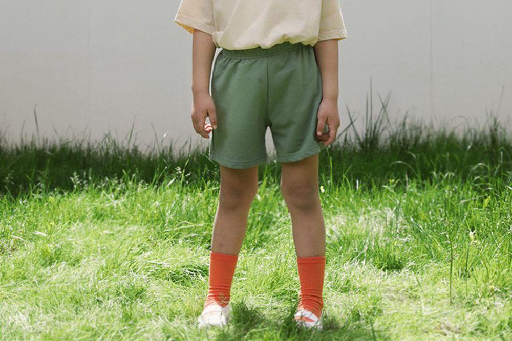 MUIMUI - BRAND - Korean Children Fashion - #Kfashion4kids - Rainbow Pants