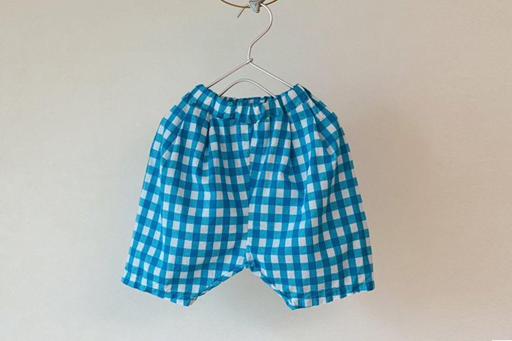 NAVI - BRAND - Korean Children Fashion - #Kfashion4kids - Chess Pants