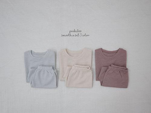 PEEKABOO - BRAND - Korean Children Fashion - #Kfashion4kids - Smoothie Set