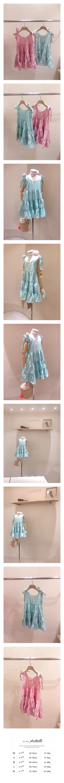 STUDIO M - Korean Children Fashion - #Kfashion4kids - Blossom One-piece