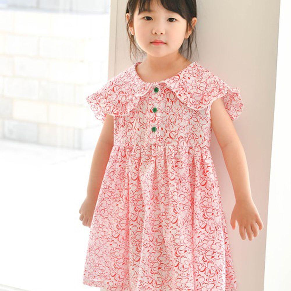 WANDOOKONG - BRAND - Korean Children Fashion - #Kfashion4kids - Dough One-piece