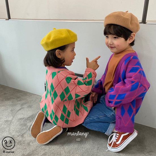 A-MARKET - Korean Children Fashion - #Kfashion4kids - Painter Hat - 11