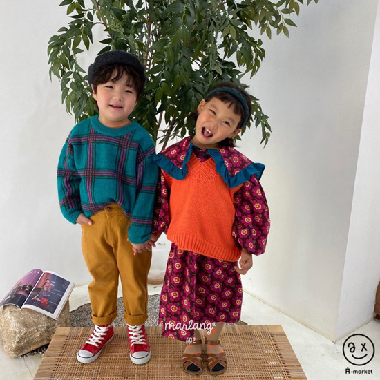 A-MARKET - Korean Children Fashion - #Kfashion4kids - Painter Hat - 12