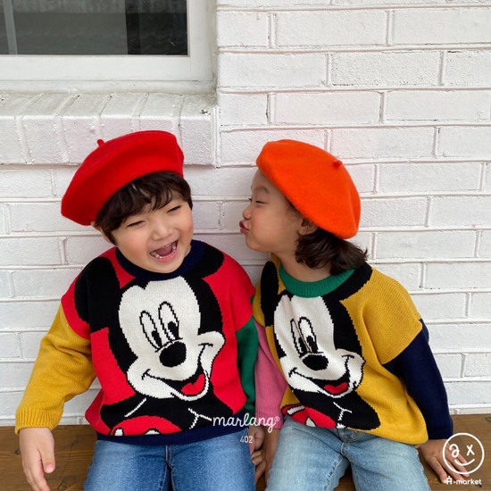 A-MARKET - Korean Children Fashion - #Kfashion4kids - Painter Hat - 4