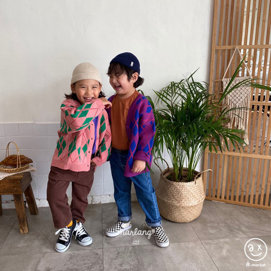 A-MARKET - Korean Children Fashion - #Kfashion4kids - Isabel Cotton Pants - 11