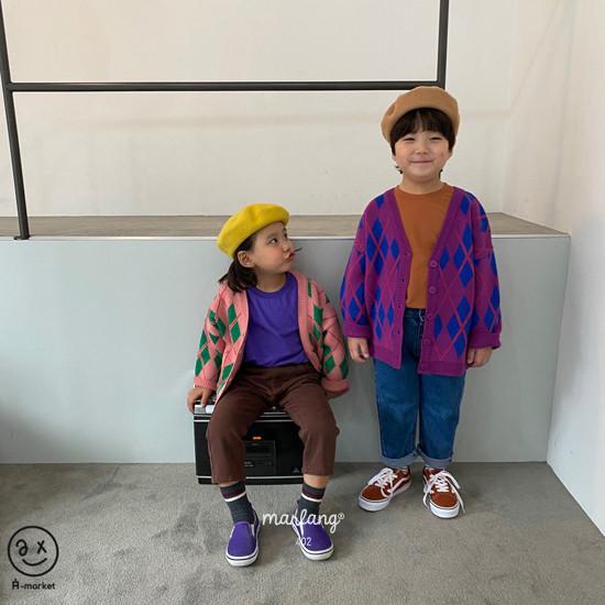 A-MARKET - Korean Children Fashion - #Kfashion4kids - Boxy Tee - 12