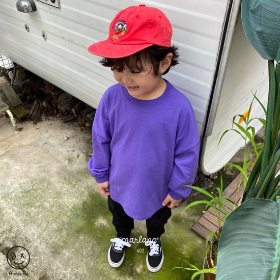 A-MARKET - Korean Children Fashion - #Kfashion4kids - Boxy Tee - 9