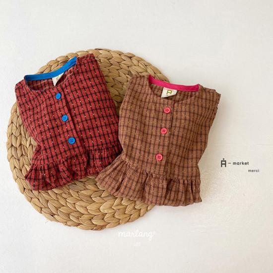 A-MARKET - Korean Children Fashion - #Kfashion4kids - Volumn One-piece