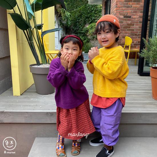 A-MARKET - Korean Children Fashion - #Kfashion4kids - Volumn One-piece - 11