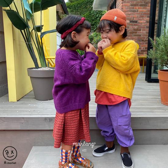 A-MARKET - Korean Children Fashion - #Kfashion4kids - Volumn One-piece - 12
