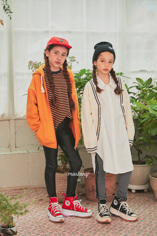 A-MARKET - Korean Children Fashion - #Kfashion4kids - Long Shirt - 11