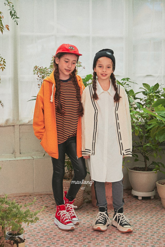 A-MARKET - Korean Children Fashion - #Kfashion4kids - Long Shirt - 5