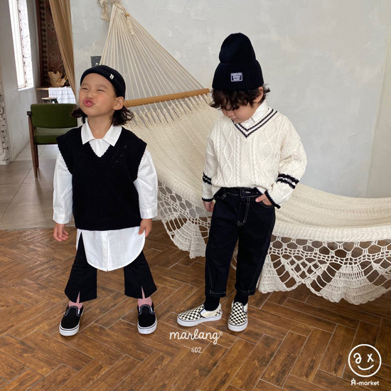 A-MARKET - Korean Children Fashion - #Kfashion4kids - Long Shirt - 8