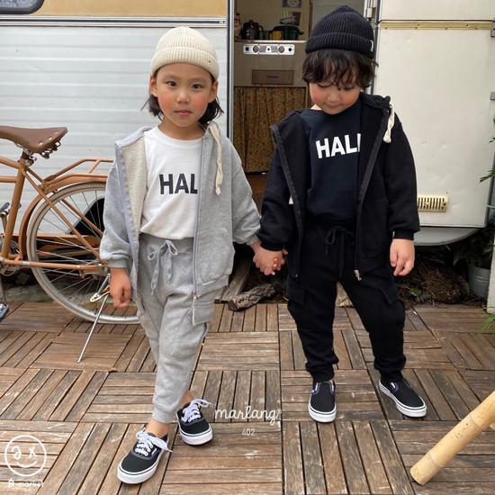 A-MARKET - Korean Children Fashion - #Kfashion4kids - Half Tee - 10