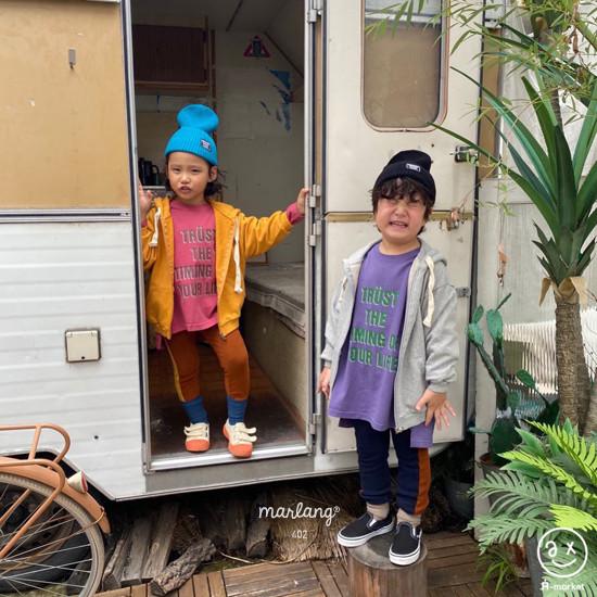 A-MARKET - Korean Children Fashion - #Kfashion4kids - Trust Long Tee - 11