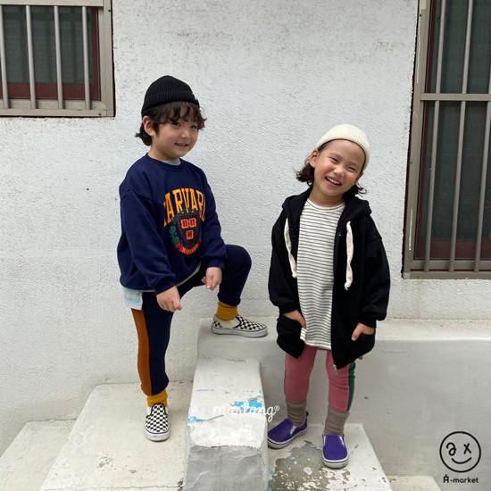 A-MARKET - Korean Children Fashion - #Kfashion4kids - Harvard MTM - 11