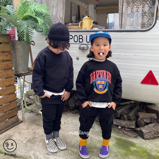 A-MARKET - Korean Children Fashion - #Kfashion4kids - Harvard MTM - 12