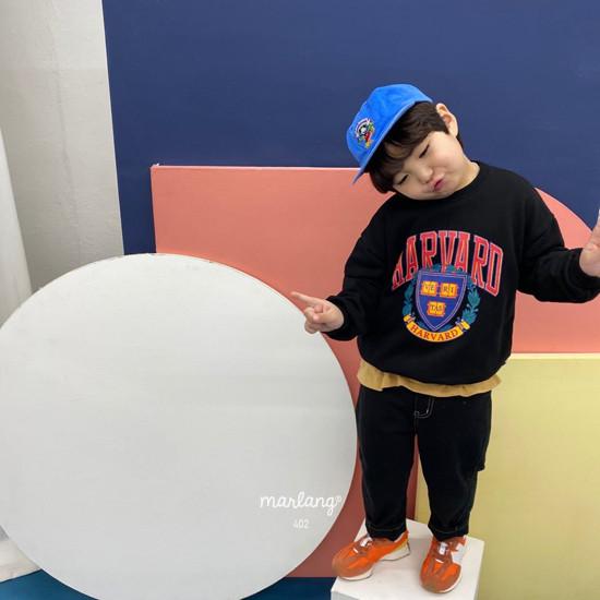 A-MARKET - Korean Children Fashion - #Kfashion4kids - Harvard MTM - 4