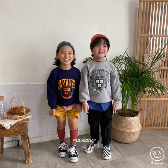 A-MARKET - Korean Children Fashion - #Kfashion4kids - Harvard MTM - 6