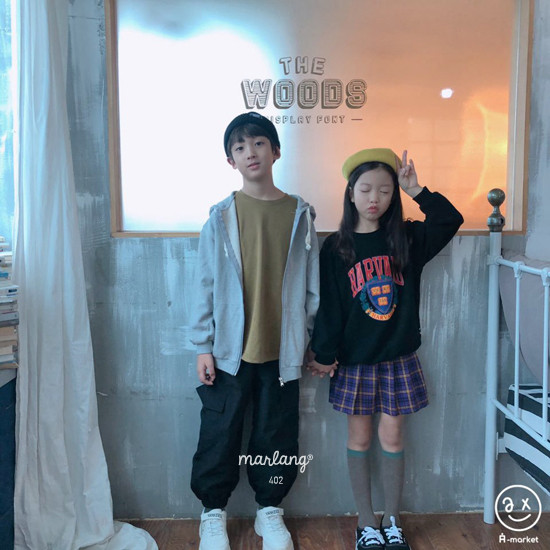 A-MARKET - Korean Children Fashion - #Kfashion4kids - Harvard MTM - 9