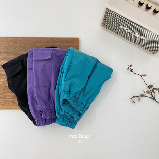 A-MARKET - Korean Children Fashion - #Kfashion4kids - Street Cargo Pants
