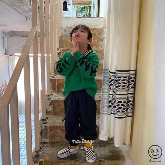 A-MARKET - Korean Children Fashion - #Kfashion4kids - Street Cargo Pants - 3