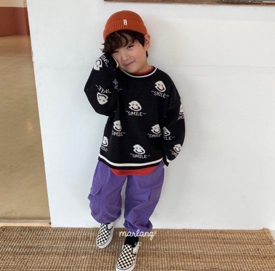 A-MARKET - Korean Children Fashion - #Kfashion4kids - Street Cargo Pants - 5