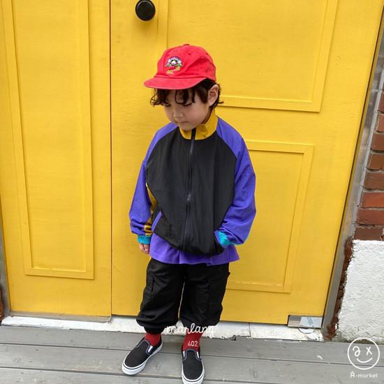 A-MARKET - Korean Children Fashion - #Kfashion4kids - Street Cargo Pants - 6
