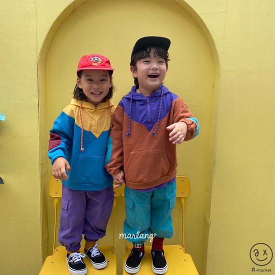 A-MARKET - Korean Children Fashion - #Kfashion4kids - Street Cargo Pants - 7
