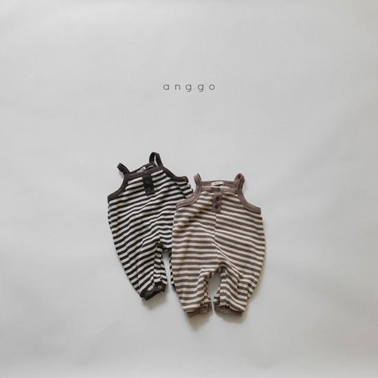ANGGO - Korean Children Fashion - #Kfashion4kids - Bebe Poly Bodysuit