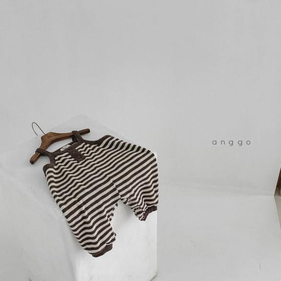 ANGGO - Korean Children Fashion - #Kfashion4kids - Bebe Poly Bodysuit - 5