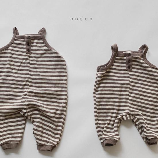 ANGGO - Korean Children Fashion - #Kfashion4kids - Bebe Poly Bodysuit - 8