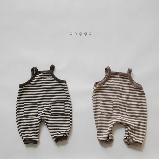 ANGGO - Korean Children Fashion - #Kfashion4kids - Bebe Poly Bodysuit - 9