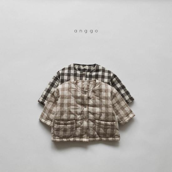 ANGGO - Korean Children Fashion - #Kfashion4kids - Wafers Jacket