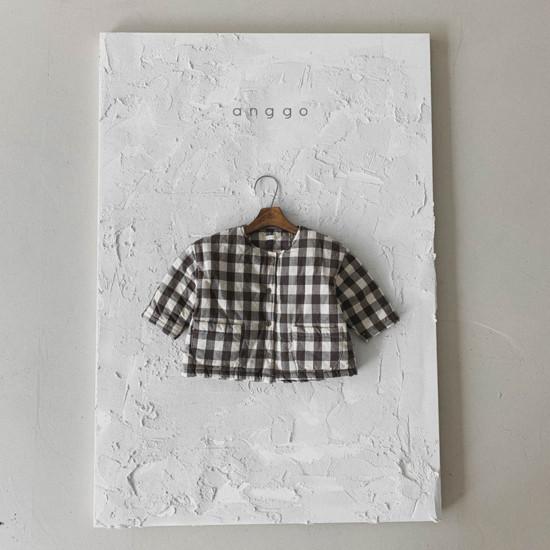 ANGGO - Korean Children Fashion - #Kfashion4kids - Wafers Jacket - 10