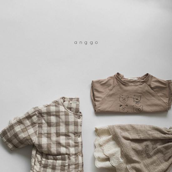 ANGGO - Korean Children Fashion - #Kfashion4kids - Wafers Jacket - 11