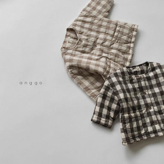 ANGGO - Korean Children Fashion - #Kfashion4kids - Wafers Jacket - 12