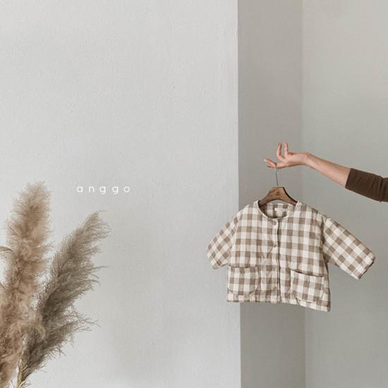 ANGGO - Korean Children Fashion - #Kfashion4kids - Wafers Jacket - 2