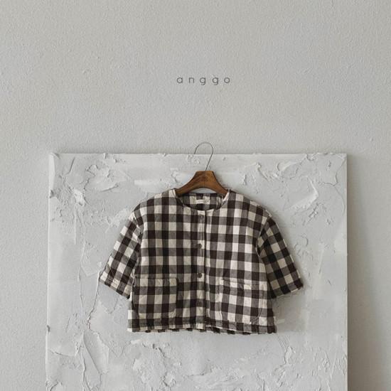 ANGGO - Korean Children Fashion - #Kfashion4kids - Wafers Jacket - 3