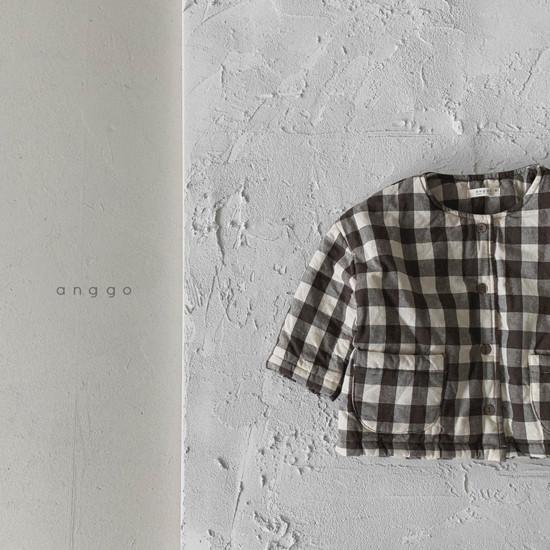 ANGGO - Korean Children Fashion - #Kfashion4kids - Wafers Jacket - 6