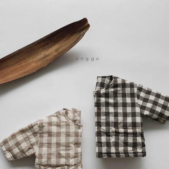 ANGGO - Korean Children Fashion - #Kfashion4kids - Wafers Jacket - 7