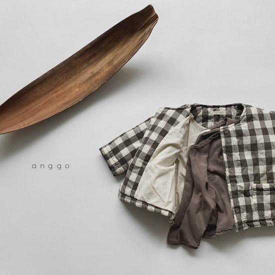 ANGGO - Korean Children Fashion - #Kfashion4kids - Wafers Jacket - 8